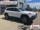 Used 2014 Jeep Cherokee Trailhawk for sale in Edmonton, AB