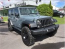 Used 2015 Jeep Wrangler UNLIMITED SPORT for sale in Cornwall, ON