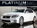 Used 2014 Lexus GS 350 AWD, NAVI, CAMER for sale in North York, ON