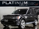 Used 2011 Land Rover Range Rover Sport Supercharged V8, Nav for sale in North York, ON