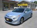 Used 2011 Hyundai Sonata Hybrid Limited for sale in Smiths Falls, ON