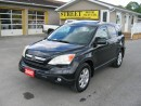 Used 2007 Honda CR-V EXL AWD for sale in Smiths Falls, ON