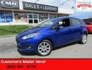 Used 2015 Ford Fiesta SE  SYNC, Aluminum Wheels, Steering Wheel Audio! for sale in St Catharines, ON