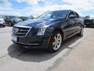 Used 2015 Cadillac ATS Sedan Standard AWD for sale in Arnprior, ON