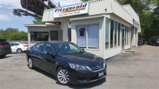 Used 2013 Honda Accord LX - BACK-UP CAM! BLUETOOTH! for sale in Kitchener, ON