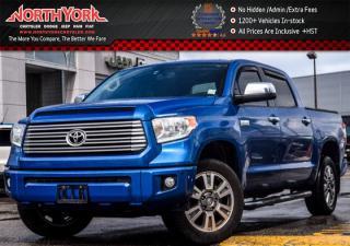 Used 2016 Toyota Tundra Platinum 4x4 CrewMax Nav Sunroof Leather SideSteps JBL 20