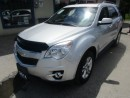 Used 2014 Chevrolet Equinox LOADED 1-LT MODEL 5 PASSENGER 2.4L - DOHC.. AWD.. HEATED SEATS.. CD/AUX/USB INPUT.. POWER SUNROOF.. BACK-UP CAMERA.. for sale in Bradford, ON