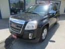 Used 2015 GMC Terrain LOADED SLT-1 MODEL 5 PASSENGER 2.4L - ECO-TEC.. LEATHER.. HEATED SEATS.. NAVIGATION.. BACK-UP CAMERA.. BLUETOOTH SYSTEM.. for sale in Bradford, ON