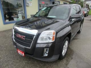 Used 2014 GMC Terrain POWER EQUIPPED SLE-1 MODEL 5 PASSENGER 2.4L - ECO-TEC.. BACK-UP CAMERA.. CD/AUX/USB INPUT.. KEYLESS ENTRY.. for sale in Bradford, ON