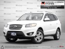 Used 2012 Hyundai Santa Fe GLS 2.4 SUV for sale in Nepean, ON