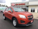 Used 2016 Chevrolet Trax LT BACK-UP CAM AWD BLUETOOTH for sale in Woodstock, ON