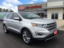 Used 2015 Ford Edge Titanium LEATHER SUNROOF NAV LOADED for sale in Woodstock, ON