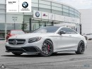 Used 2017 Mercedes-Benz S63 AMG 4MATIC Coupe BRABUS BODY KIT for sale in Oakville, ON
