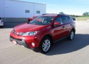 Used 2014 Toyota RAV4 Limited w/ Technology Package for sale in Renfrew, ON