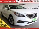 Used 2017 Hyundai Sonata GLS| SUNROOF| BACK UP CAMERA & SENSORS| for sale in Burlington, ON