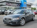 Used 2009 Audi A4 2.0T, FWD, LEATHER, CLEAN CAR *AS IS* for sale in Ottawa, ON
