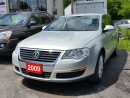 Used 2009 Volkswagen Passat 6 speed stick!!certified for sale in Oshawa, ON