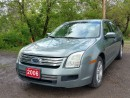 Used 2006 Ford Fusion SE..certified for sale in Oshawa, ON
