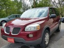 Used 2005 Pontiac Montana Sv6 w/1SA,certified for sale in Oshawa, ON