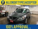 Used 2016 Nissan Altima S*PHONE CONNECT*BACK UP CAMERA*AUTO START*PUSH START*AM/FM/XM/CD/AUX/USB/ BLUETOOTH*CRUISE CONTROL*POWER WINDOWS/LOCKS*KEYLESS ENTRY* for sale in Cambridge, ON