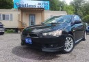Used 2010 Mitsubishi Lancer SE for sale in Whitby, ON