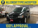 Used 2016 Dodge Grand Caravan Crew Plus*Leather*Dual DVD*Bluetooth*Power Doors/liftgate/mid row windows/rear vents*Back up Camera* for sale in Cambridge, ON