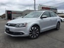 Used 2013 Volkswagen Jetta - HYBRID - HIGHLINE - NAVI for sale in Oakville, ON