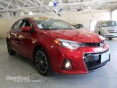 Used 2014 Toyota Corolla S Technology - Leather, Navigation, Backup Camera for sale in Port Moody, BC
