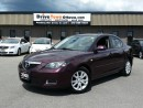 Used 2008 Mazda MAZDA3 GS **ONLY 118000KM** for sale in Gloucester, ON