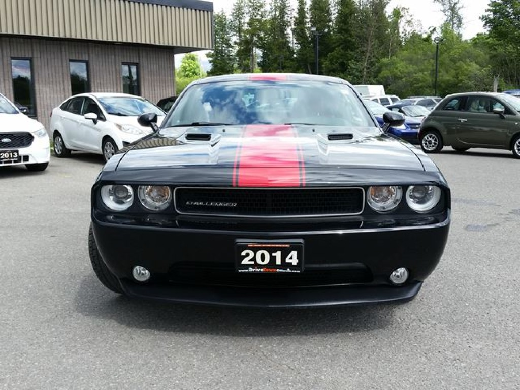 Used 2014 Dodge Challenger Rallye Redline for Sale in Gloucester, Ontario | Carpages.ca