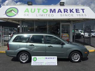 Used 2006 Ford Focus ZXW SES WAGON! FINANCING ALL CREDIT! for sale in Langley, BC