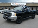 Used 2009 Chevrolet Silverado 2500HD LT EXTENDED CAB 4X4 **DURAMAX DIESEL** for sale in Gloucester, ON