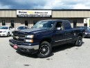 Used 2006 Chevrolet Silverado 1500 LS Extended Cab 4x4 for sale in Gloucester, ON