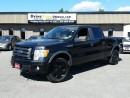 Used 2010 Ford F-150 FX4 Crew Cab 4X4 for sale in Gloucester, ON
