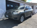 Used 2008 Toyota Highlander for sale in Kingston, ON