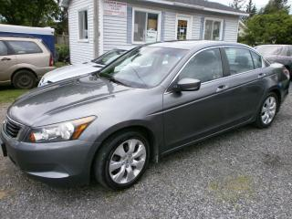 Used 2010 Honda Accord EX-L for sale in Kars, ON