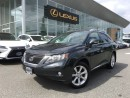 Used 2011 Lexus RX 350 TOURING PACKAGE for sale in Surrey, BC