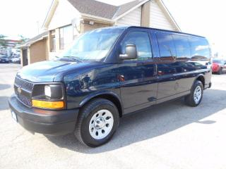 Used 2010 Chevrolet Express 1500 LS ALL WHEEL DRIVE 5.3L V8 98,000KMs for sale in Etobicoke, ON