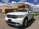 Used 2016 Dodge Durango Limited for sale in Scarborough, ON