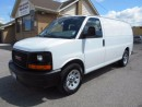 Used 2009 GMC Savana 1500 CARGO 5.3L V8 Divider Shelf Certified 111,000KMs for sale in Etobicoke, ON