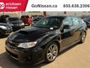 Used 2014 Subaru WRX STI WRX STI - Special Edition, Clean Unit, No Mods, Absolute Mint Shape for sale in Edmonton, AB