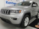 Used 2017 Jeep Grand Cherokee Laredo 4x4 with eco and sport mode, power seats, push start. Everything you need in a vehicle for sale in Edmonton, AB