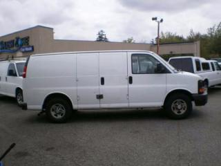 Used 2007 Chevrolet Express 1500 Cargo, for sale in Surrey, BC