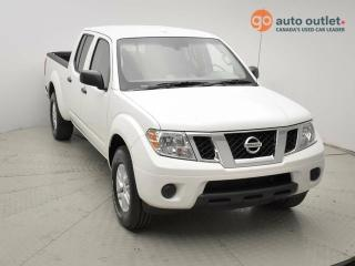 Used 2016 Nissan Frontier SV 4x4 Crew Cab 6 ft. box 139.9 in. WB for sale in Edmonton, AB