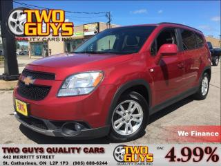 Used 2012 Chevrolet Orlando 1LT SUN ROOF ALLOYS for sale in St Catharines, ON