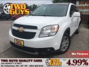 Used 2012 Chevrolet Orlando 2LT MOON ROOF MAGS for sale in St Catharines, ON
