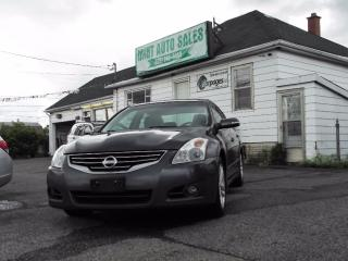 Used 2012 Nissan Altima 3.5 SR for sale in Oshawa, ON