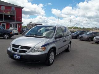 Used 2007 Dodge Grand Caravan C/V for sale in Orillia, ON