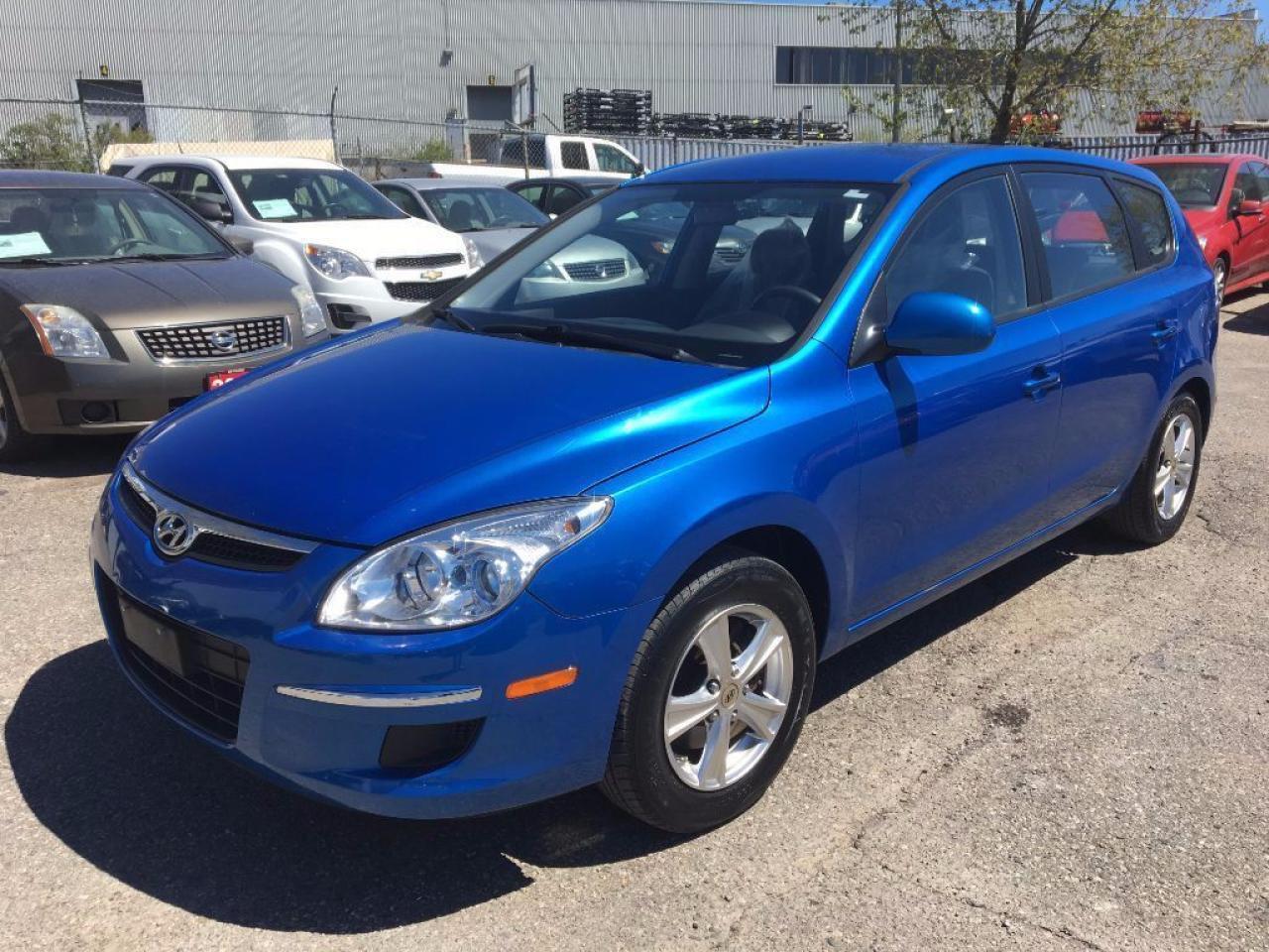 Photo of Blue 2010 Hyundai Elantra