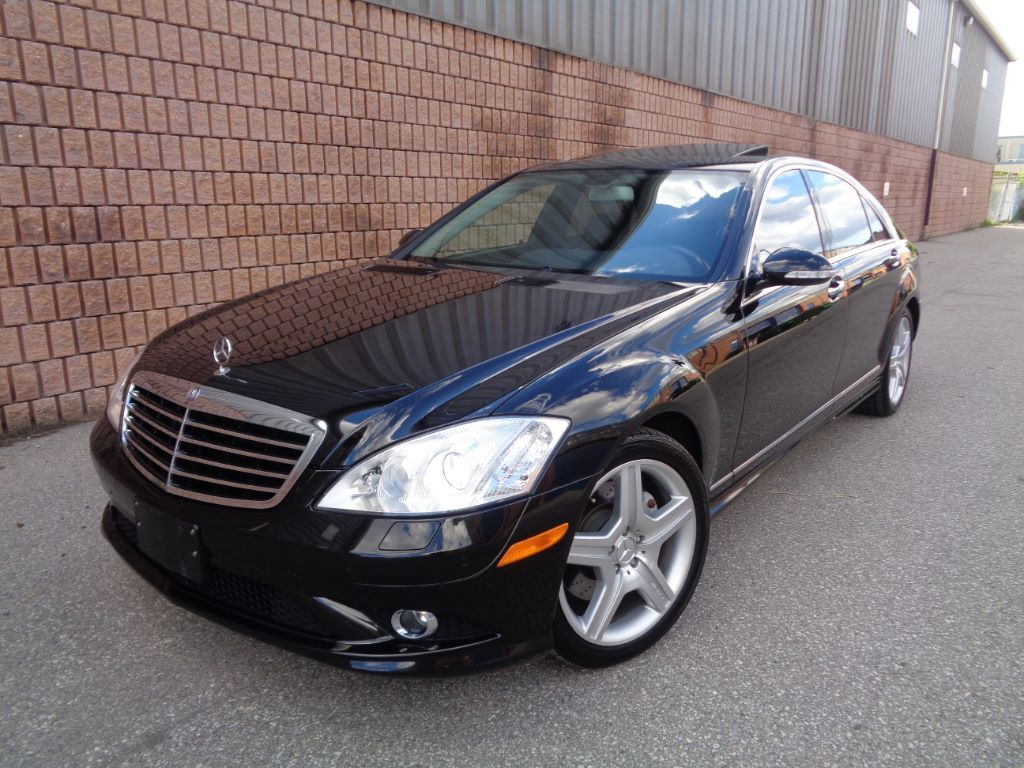 2007 Mercedes-Benz S550 4MATIC ***SOLD***